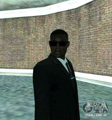 New Bmymib para GTA San Andreas terceira tela
