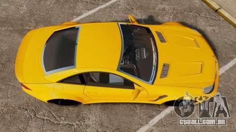 Mercedes-Benz SL65 AMG para GTA 4 vista direita