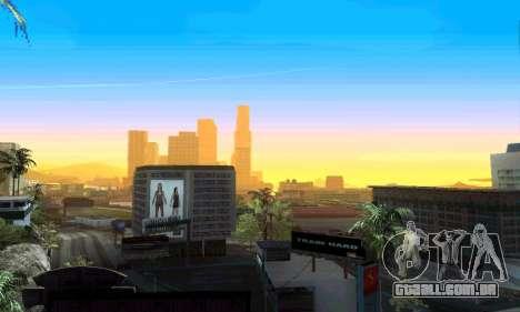 ENBseries para PC poderoso para GTA San Andreas terceira tela