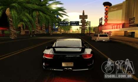 ENBSeries Exflection para GTA San Andreas twelth tela