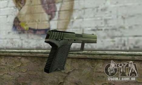 Colt 45 из Postal 3 para GTA San Andreas segunda tela