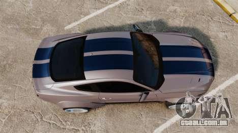Ford Mustang 2015 Rocket Bunny TKF v2.0 para GTA 4 vista direita
