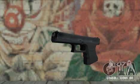 A arma do L4D para GTA San Andreas