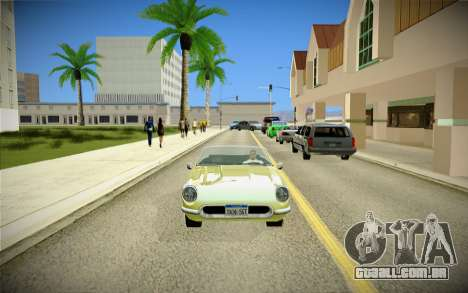 ENBSeries para PC fraco para GTA San Andreas nono tela
