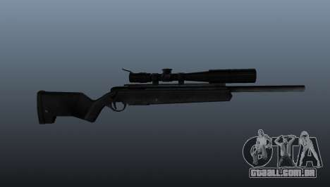 O fuzil Steyr Scout para GTA 4 terceira tela
