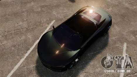 GTA V Dinka Jester [Redone] para GTA 4 vista direita
