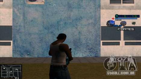 C-Hud Niko para GTA San Andreas segunda tela
