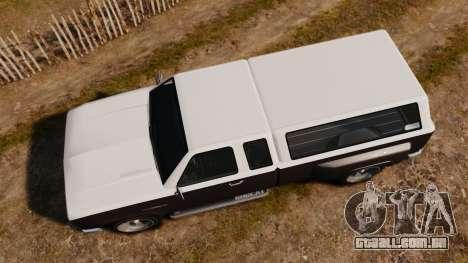 Bobcat XL para GTA 4 vista direita