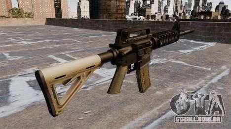 Automáticos carabina M4 Chris Costa para GTA 4 segundo screenshot