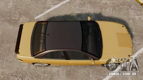 Chavos RSX v2.0 para GTA 4 vista direita