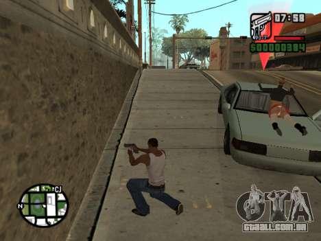 Ketchup na capa para GTA San Andreas terceira tela