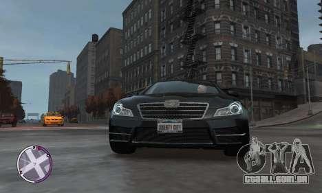 Enus Cognoscenti para GTA 4 esquerda vista