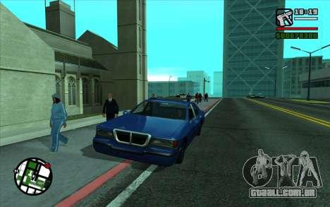 Cleaning bugs developers ENBseries para GTA San Andreas terceira tela