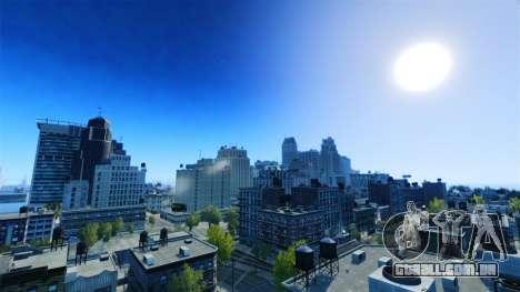 Clima de pólo norte para GTA 4 segundo screenshot