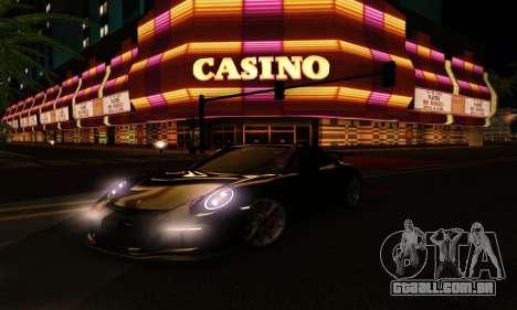 ENBSeries Exflection para GTA San Andreas décimo tela
