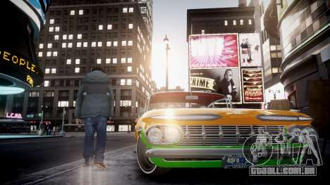 Chevrolet Impala para GTA 4