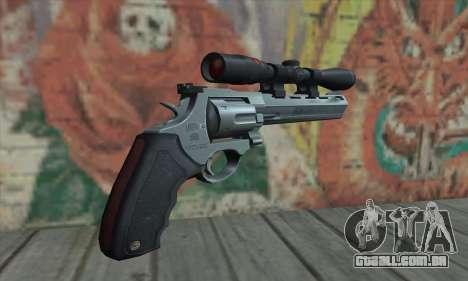 44.M Raging Bull with Scope para GTA San Andreas segunda tela