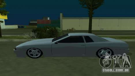 Elegy 280sx para GTA San Andreas vista interior