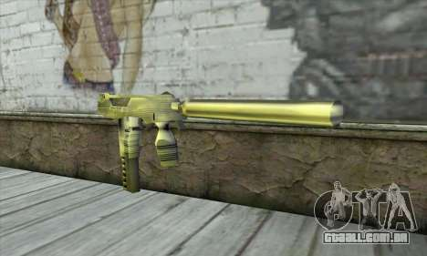 SMG из Counter Strike para GTA San Andreas