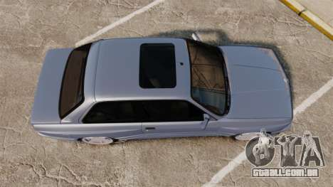 BMW M3 E30 para GTA 4 vista direita