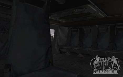 MH-X Silenthawk para GTA San Andreas vista superior