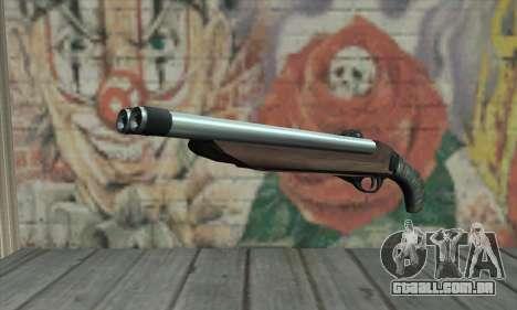 Escopeta para GTA San Andreas