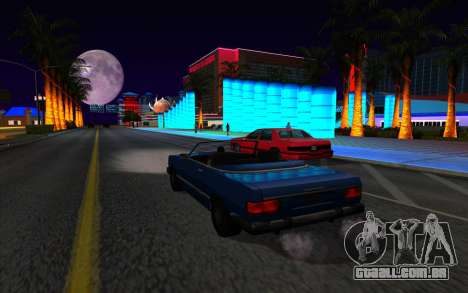 Cleaning bugs developers ENBseries para GTA San Andreas