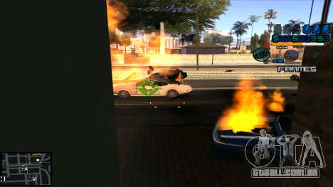 C-Hud Niko para GTA San Andreas terceira tela