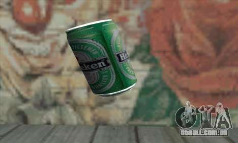Heineken Grenade para GTA San Andreas