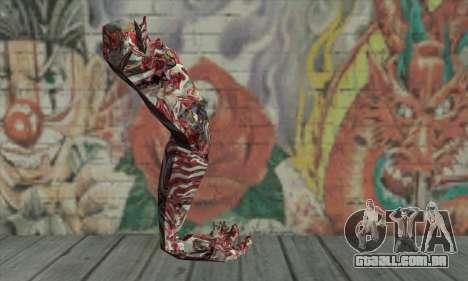 Dead hand para GTA San Andreas segunda tela