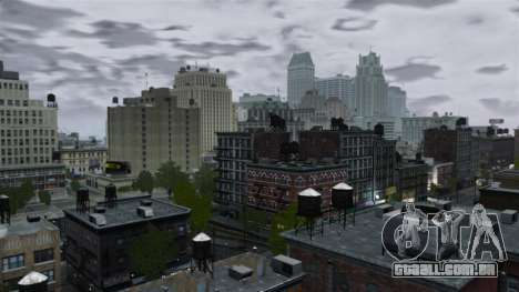 Tempo Do Irã para GTA 4 segundo screenshot
