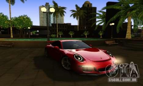 ENBSeries Exflection para GTA San Andreas terceira tela