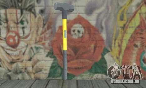 Martelo para GTA San Andreas segunda tela