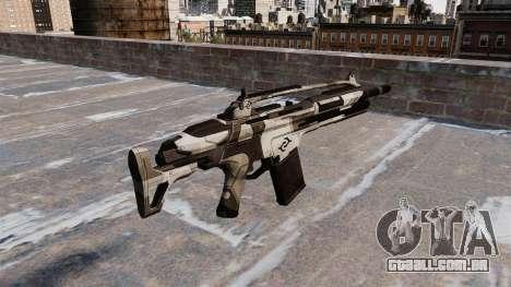 Automático Crysis 2 v. 2.0 para GTA 4 segundo screenshot
