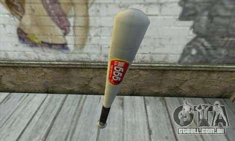 Metal bits para GTA San Andreas terceira tela