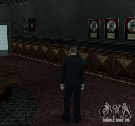 New WMOMIB para GTA San Andreas segunda tela