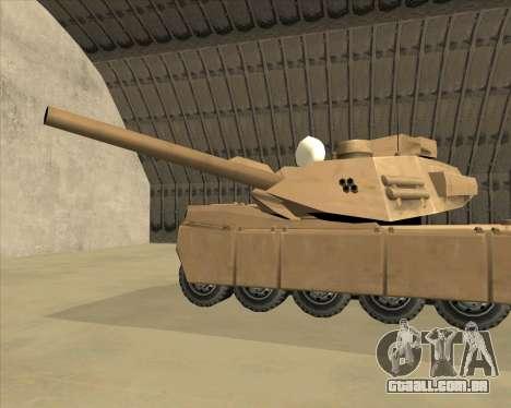 Rhino Mark.VI para GTA San Andreas