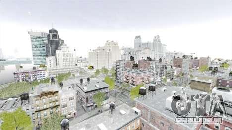 Clima De Londres para GTA 4 segundo screenshot