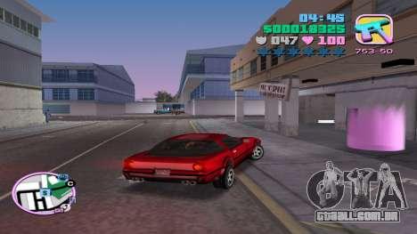 A venda ilegal de automóveis para GTA Vice City terceira tela