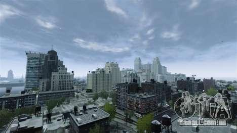 Tempo Itália para GTA 4 segundo screenshot