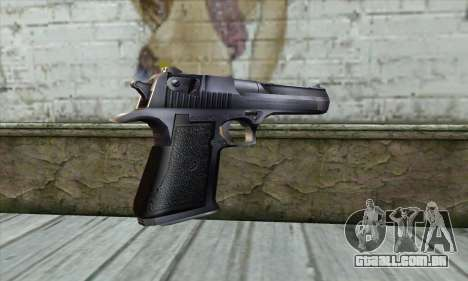 Desert Eagle из Counter Strike para GTA San Andreas segunda tela