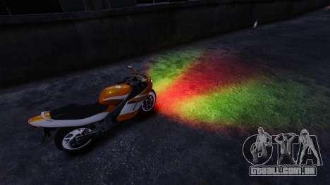 Misto, faróis de para GTA 4 segundo screenshot