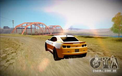 ENBSeries para PC fraco para GTA San Andreas décimo tela