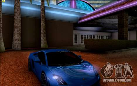 ENB HD CUDA 2014 v1.0 para GTA San Andreas terceira tela