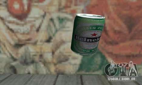Heineken Grenade para GTA San Andreas segunda tela