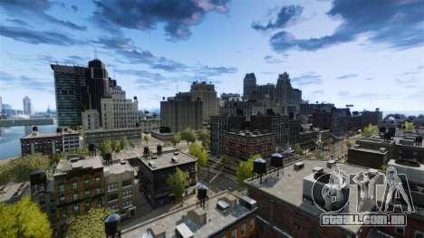 Meteorológica De Nova Iorque para GTA 4 terceira tela