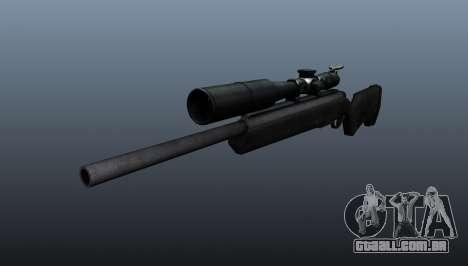 O fuzil Steyr Scout para GTA 4