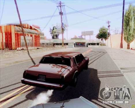 ENB HD CUDA 2014 v.3.5 Final para GTA San Andreas