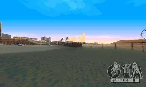ENBseries para PC poderoso para GTA San Andreas por diante tela