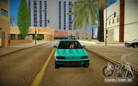 ENBSeries para PC fraco para GTA San Andreas sétima tela